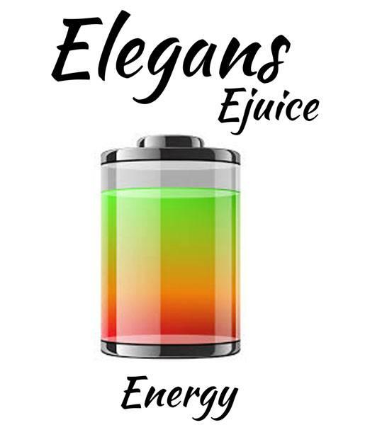 Bilde av Elegans - Energy, Ejuice 50/60 ml
