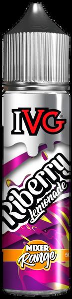 Bilde av IVG  - Riberry Lemonade Mixer Range, Ejuice 50/60