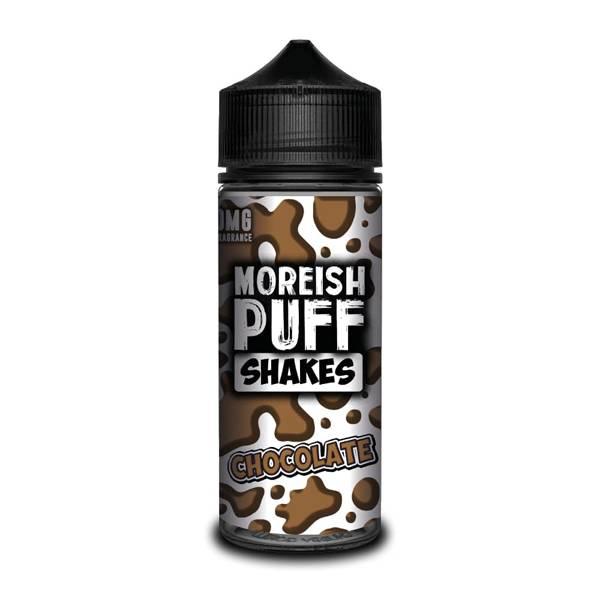 Bilde av Moreish Puff - Chocolate Shakes, Ejuice 100/120