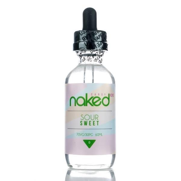 Bilde av Naked 100 Candy - Sour Sweet, Ejuice 50/60 ml