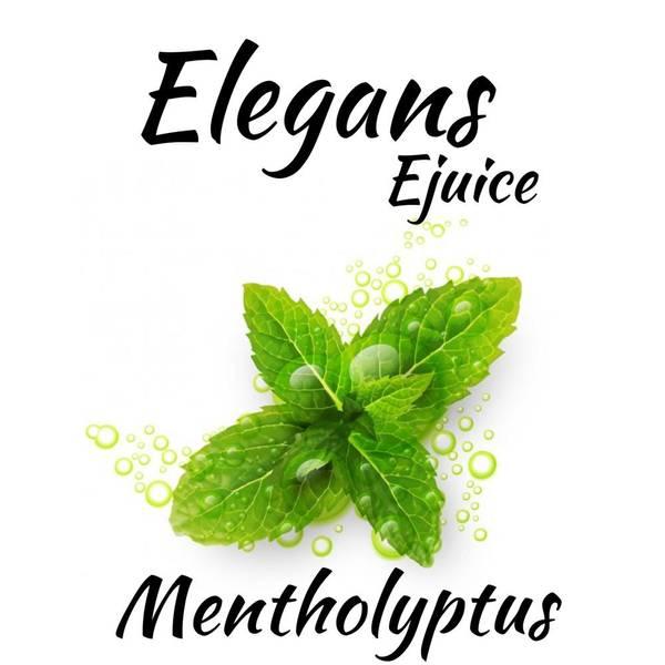 Bilde av Elegans - Mentholyptus, Ejuice 100/120 ml