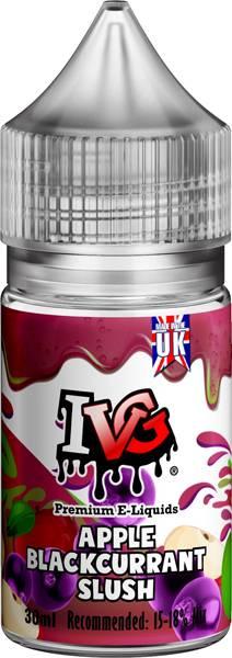 Bilde av IVG - Apple Blackcurrant Slush, Konsentrat 30 ml