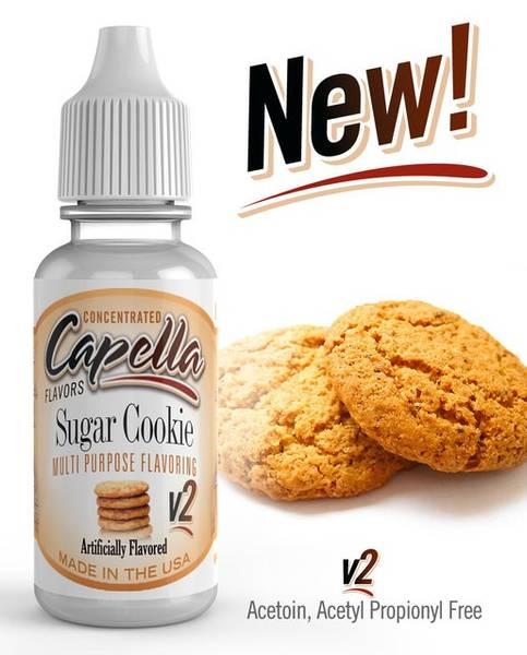 Bilde av Capella (CAP) - Sugar Cookie v2, Aroma