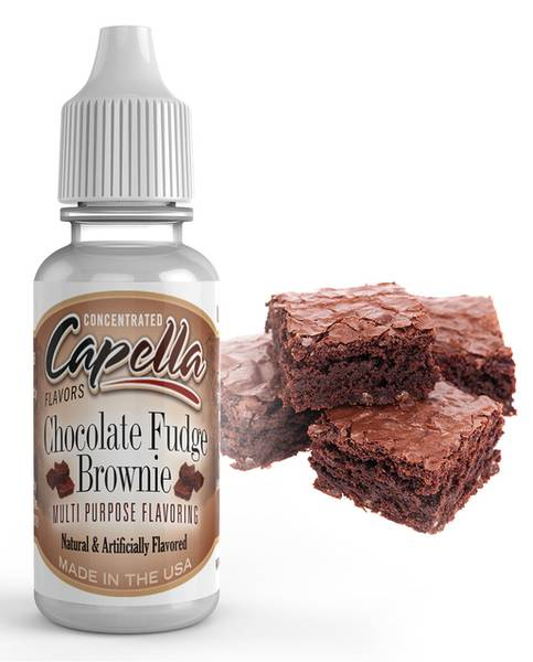 Bilde av Capella (CAP) - Chocolate Fudge Brownie V3, Aroma