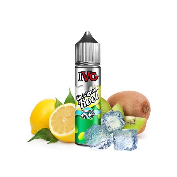 Bilde av IVG - Kiwi Lemon Cool, Ejuice 50/60 ml
